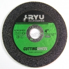 "RYU Mata Gurinda Potong Cutting Wheel 4"" - 100mm x 2mm x 16mm"