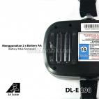 DLE Timbangan Gantung Digital Electronic Hanging Scale 200 Kg