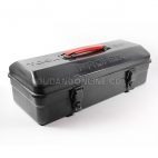 PROHEX Tool Box Kotak Perkakas Besi Kaleng Metal Ukuran 36 x 15 x 10 Cm