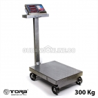 TORA Timbangan Elektronik Precise Digital Scale 300 Kg TR - DS21300