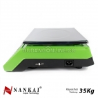 NANKAI Timbangan Elektronik Precise Digital Scale 35Kg ART : 177-02