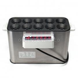 Electric Egg Hotdog Roll Panggangan Sosis Telur SOSTEL Listrik 10 Lubang