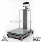 ALEXA Cahaya Adil TMR-B 300kg Pagar Timbangan Ferbeng Digital