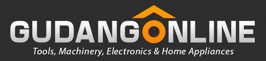 GUDANGONLINE : Tools, Machinery, Electronics & Home Appliances